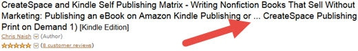 Amazon Kindle Keywords Removed